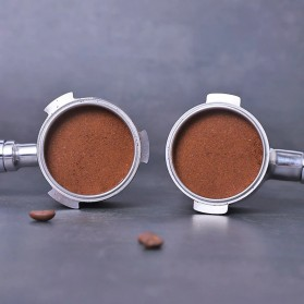 IYOUNICE Handle Coffee Bottomless Portafilter 3 Ear 51mm - EC690 - Black - 3