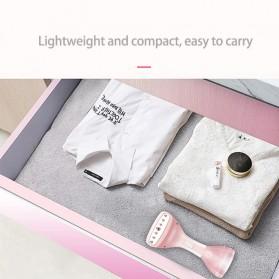 KONKA Setrika Uap Handheld Garment Steamer 1500W 250ml - KZ-G418B-WE - Pink - 5