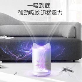 OOBEST Lampu Pembasmi Nyamuk UV USB Light Mosquito Lamp Trap - O305V - White - 2