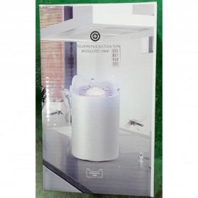 OOBEST Lampu Pembasmi Nyamuk UV USB Light Mosquito Lamp Trap - O305V - White - 10