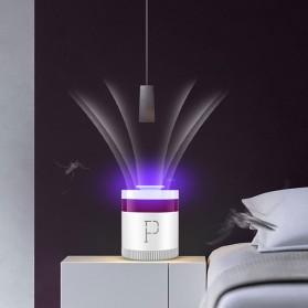 Konesky Lampu Pembasmi Nyamuk UV USB Light Mosquito Lamp Trap - P520 - Red - 2