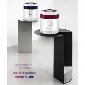 Konesky Lampu Pembasmi Nyamuk UV USB Light Mosquito Lamp Trap - P520 - Red - 6
