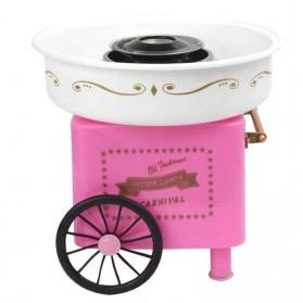 Qiufeng Mesin Pembuat Gula-Gula Kapas Cotton Candy 500W - JK-M01 - Pink - 3