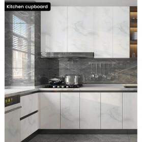 DICOR Sticker Wallpaper Meja Dinding Dapur Anti Minyak Waterproof 2 Meter - WGFYT4B - Black - 9