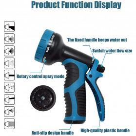 SPTA Semprotan Air Steam Cuci Mobil Nozzles Spray Water Gun - W205 - Blue - 4