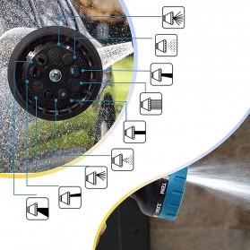 SPTA Semprotan Air Steam Cuci Mobil Nozzles Spray Water Gun - W205 - Blue - 5