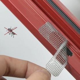 Didida Net Penghalang Serangga Nyamuk Anti-insect Tape Patch 5 PCS - FF54 - Silver