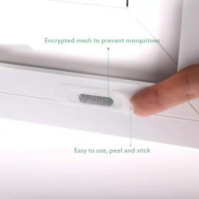 Didida Net Penghalang Serangga Nyamuk Anti-insect Tape Patch 5 PCS - FF54 - Silver - 4