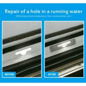 Didida Net Penghalang Serangga Nyamuk Anti-insect Tape Patch 5 PCS - FF54 - Silver - 8