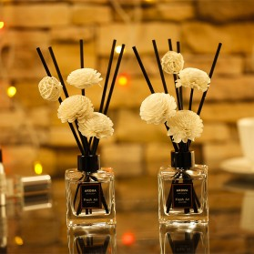 FSLight Parfum Ruangan Aroma Diffuser Reed Rattan Sticks Gardenia 150ml - HS223