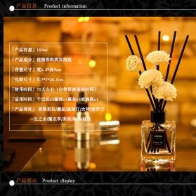 FSLight Parfum Ruangan Aroma Diffuser Reed Rattan Sticks Gardenia 150ml - HS223 - 5