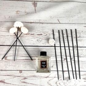FSLight Parfum Ruangan Aroma Diffuser Reed Rattan Sticks Gardenia 150ml - HS223 - 7