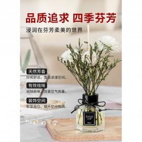 ZUOHE Parfum Ruangan Aroma Diffuser Reed Rattan Sticks Lily 50ml - Z203