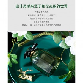 ZUOHE Parfum Ruangan Aroma Diffuser Reed Rattan Sticks Bluebell 150ml - Z204 - 4