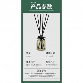 ZUOHE Parfum Ruangan Aroma Diffuser Reed Rattan Sticks Bluebell 150ml - Z204 - 10
