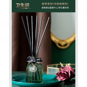 ZUOHE Parfum Ruangan Aroma Diffuser Reed Rattan Sticks Hilton 150ml - Z204 - 5