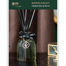 ZUOHE Parfum Ruangan Aroma Diffuser Reed Rattan Sticks Hilton 150ml - Z204 - 6