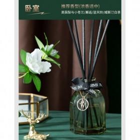ZUOHE Parfum Ruangan Aroma Diffuser Reed Rattan Sticks Hilton 150ml - Z204 - 7