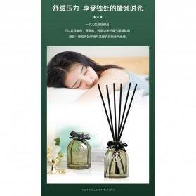 ZUOHE Parfum Ruangan Aroma Diffuser Reed Rattan Sticks Encounter 150ml - Z204 - 3
