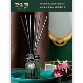 ZUOHE Parfum Ruangan Aroma Diffuser Reed Rattan Sticks Shangri-La 150ml - Z204 - 5