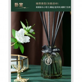 ZUOHE Parfum Ruangan Aroma Diffuser Reed Rattan Sticks Shangri-La 150ml - Z204 - 7