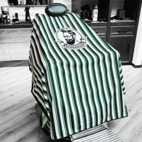 SCHWARZK Jubah Apron Kip Pangkas Rambut Salon Barbershop Cape - B04 - Green