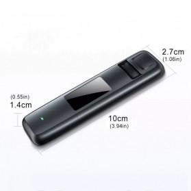 SUSISUN Digital Alcohol Tester Breathalyzer Portable Uji Kadar Alcohol Tubuh - AD6 - Black - 7