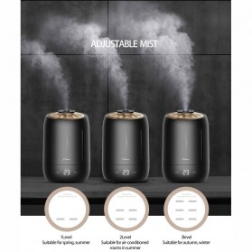 Xiaomi DEERMA Air Humidifier Ultrasonic Large Capacity 5L Touch Screen Version - F600 - Black - 7