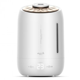 Xiaomi DEERMA Air Humidifier Ultrasonic Large Capacity 5L Touch Screen Version - F600 - White