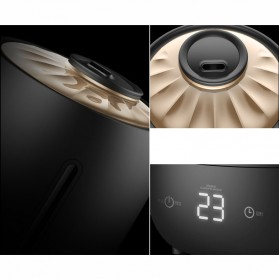 Xiaomi DEERMA Air Humidifier Ultrasonic Aromatherapy Oil Diffuser Large Capacity 5L Touch Screen Version - F600 - White - 9