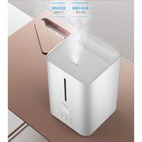 Xiaomi DEERMA Air Humidifier Ultrasonic Large Capacity 4L - ST800 - White - 4