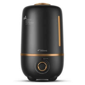 Xiaomi DEERMA Air Humidifier Ultrasonic Large Capacity 4L - F450 - Black