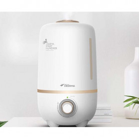 Xiaomi DEERMA Air Humidifier Ultrasonic Aromatherapy Oil Diffuser Large Capacity 4L - F450 - White - 4