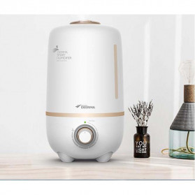 Xiaomi DEERMA Air Humidifier Ultrasonic Aromatherapy Oil Diffuser Large Capacity 4L - F450 - White - 5