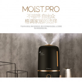Xiaomi DEERMA Air Humidifier Ultrasonic Aromatherapy Oil Diffuser Large Capacity 4L - F450 - White - 6