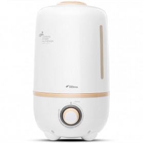 DEERMA Air Humidifier Ultrasonic Large Capacity 4L - F430 - White