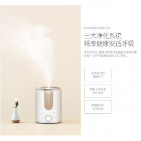 Xiaomi DEERMA Air Humidifier Ultrasonic Aromatherapy Oil Diffuser Large Capacity 5L - DEM-F535 - White - 3