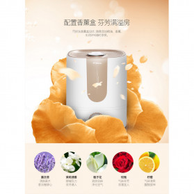 Xiaomi DEERMA Air Humidifier Ultrasonic Aromatherapy Oil Diffuser Large Capacity 5L - DEM-F535 - White - 7