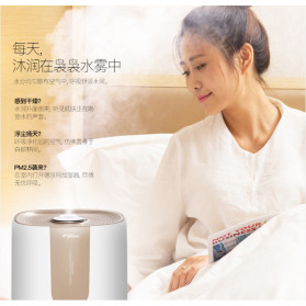 Xiaomi DEERMA Air Humidifier Ultrasonic Aromatherapy Oil Diffuser Large Capacity 5L - DEM-F535 - White - 8