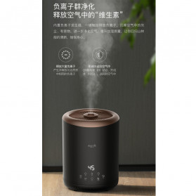 Xiaomi DEERMA Air Humidifier Ultrasonic Large Capacity 4L - ST900 - White - 8