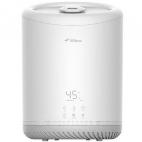 DEERMA Air Humidifier Ultrasonic Large Capacity 4L - ST900 - White