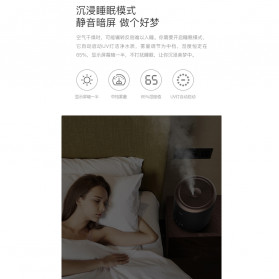 Xiaomi DEERMA Air Humidifier Ultrasonic Large Capacity 4L - ST900 - White - 4