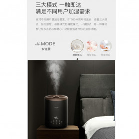 Xiaomi DEERMA Air Humidifier Ultrasonic Large Capacity 4L - ST900 - White - 7