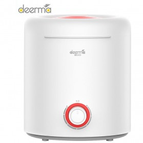 DEERMA Air Humidifier Ultrasonic Aromatherapy Oil Diffuser Large Capacity 2.5L - F300 - White