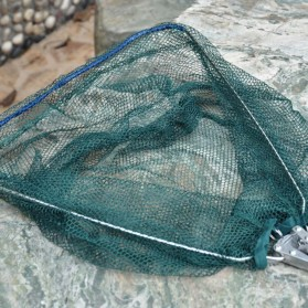 Lixada Serokan Jaring Ikan Telescopic Fishing Net Pole Aluminium 190 CM - DJ00296 - Black - 7