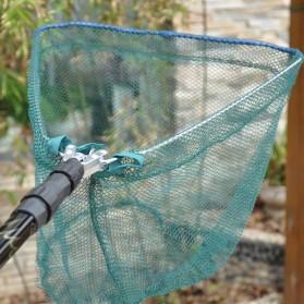Lixada Serokan Jaring Ikan Telescopic Fishing Net Pole Aluminium 190 CM - DJ00296 - Black - 9