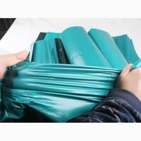 TaffPACK Kantong Amplop Plastik Packing Polymailer Polybag Doff 60 Micron 25x39cm 100 PCS - Green - 6