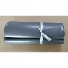 TaffPACK Kantong Amplop Plastik Packing Polymailer Polybag Doff 60 Micron 28x42cm 100 PCS - Gray - 9