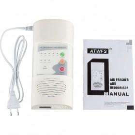ATWFS Air Freshener Ozonizer Purifier Deodorizer Filter Disinfection Clean Room - White - 3