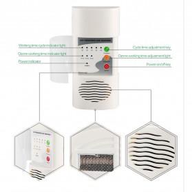 ATWFS Air Freshener Ozonizer Purifier Deodorizer Filter Disinfection Clean Room - White - 4